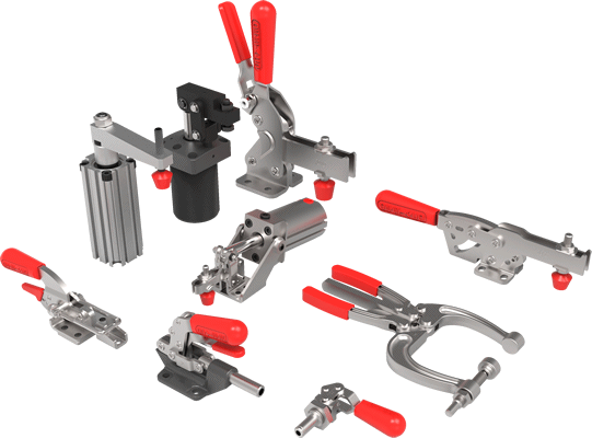 Clamping Workholding & Positioning
