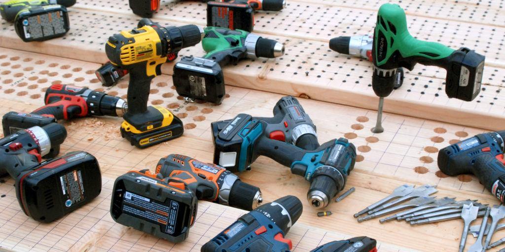 Power Drilling Fastening & Demolition Tools