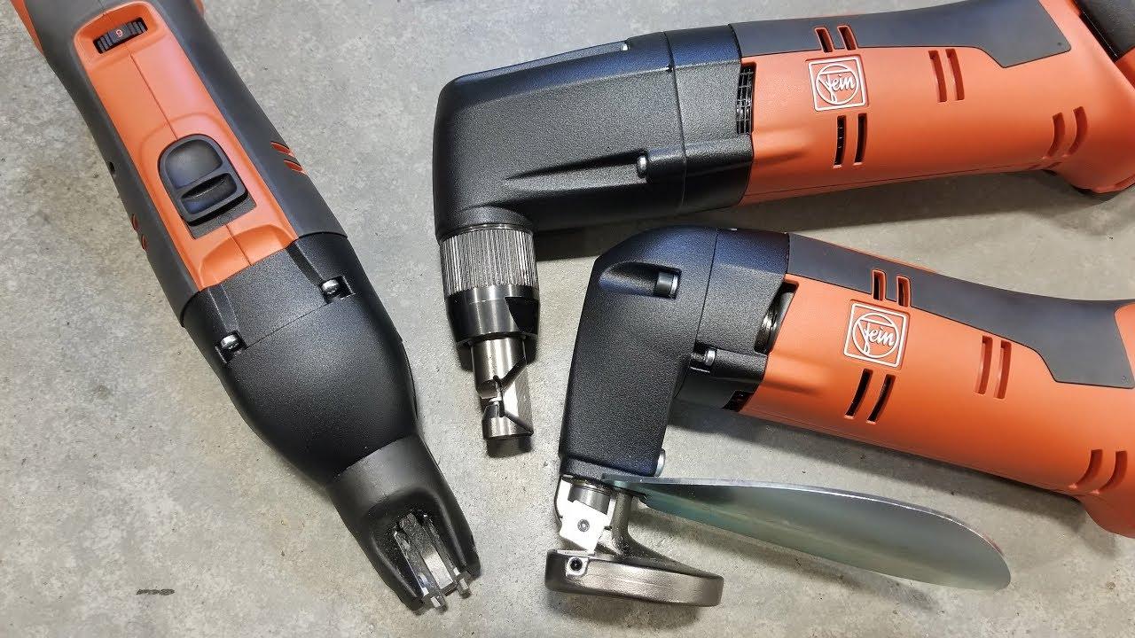 Power Shears Nibblers & Cutters