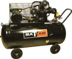 COMPRESSOR MATAIR 2.2KW/3HP 100L W/STYLE