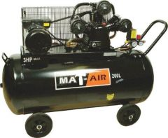 COMPRESSOR MATAIR 2.2KW/3HP 200L W/STYLE