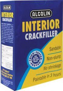 ALCOLIN CRACK FILLER INTERIOR 2KG