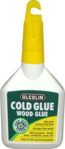 ALCOLIN GLUE WOOD COLD 125ML