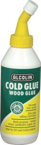 ALCOLIN GLUE WOOD COLD 250ML