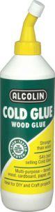 ALCOLIN GLUE WOOD COLD 500ML